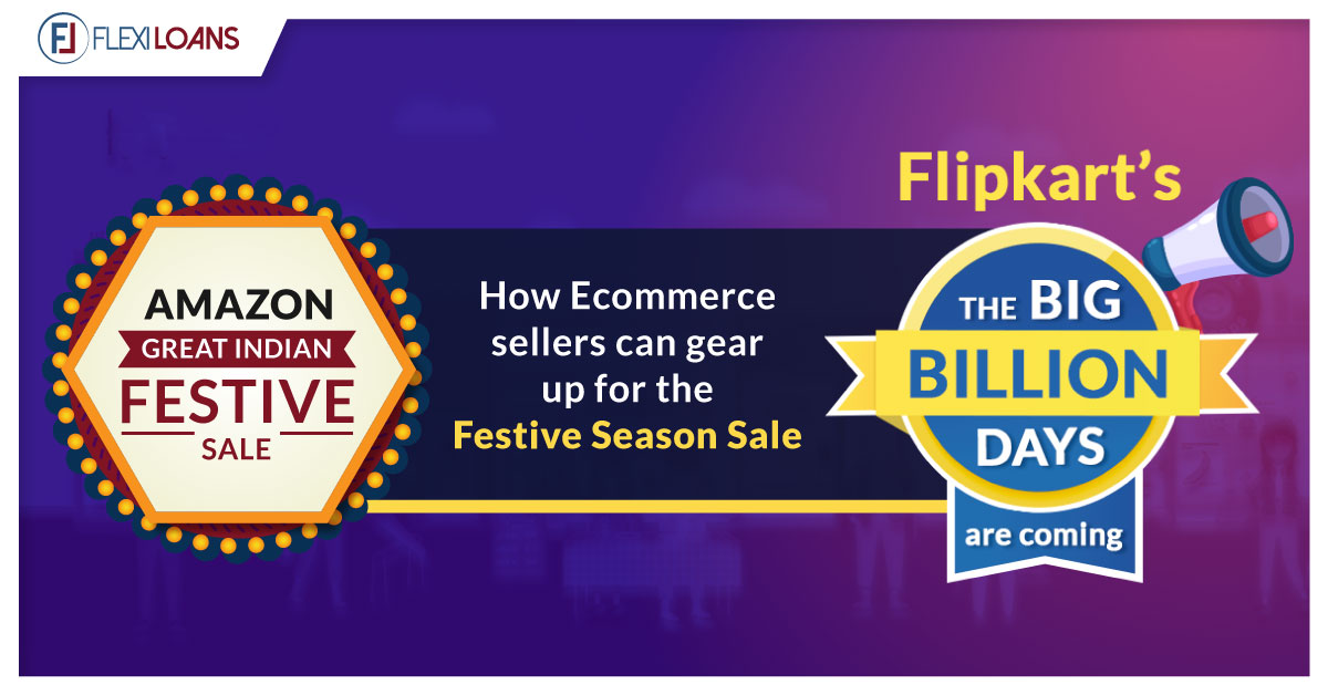 HOW ECOMMERCE SELLERS CAN GEAR UP FOR INDIA'S BIGGEST FESTIVE SEASON SALE