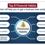 FINANCIAL HABITS THAT WILL HELP YOU TO GET A BUSINESS LOAN EASILY
