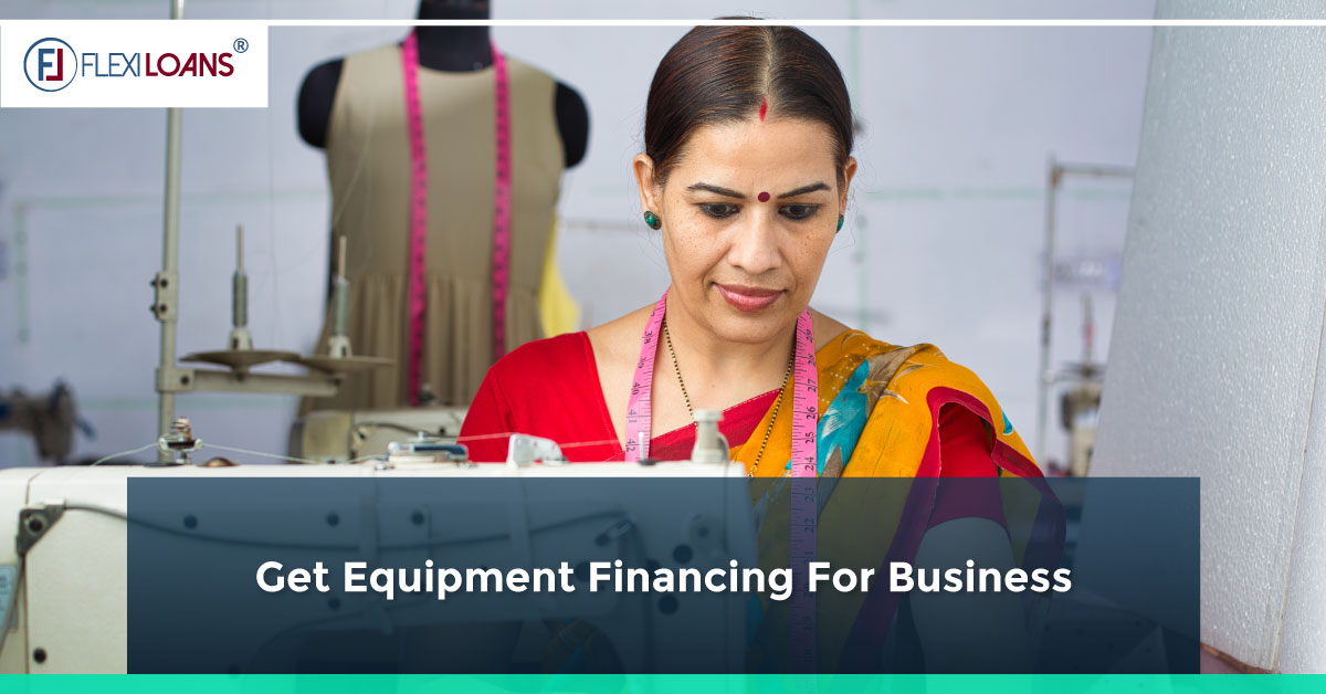 Equipment Financing for Business