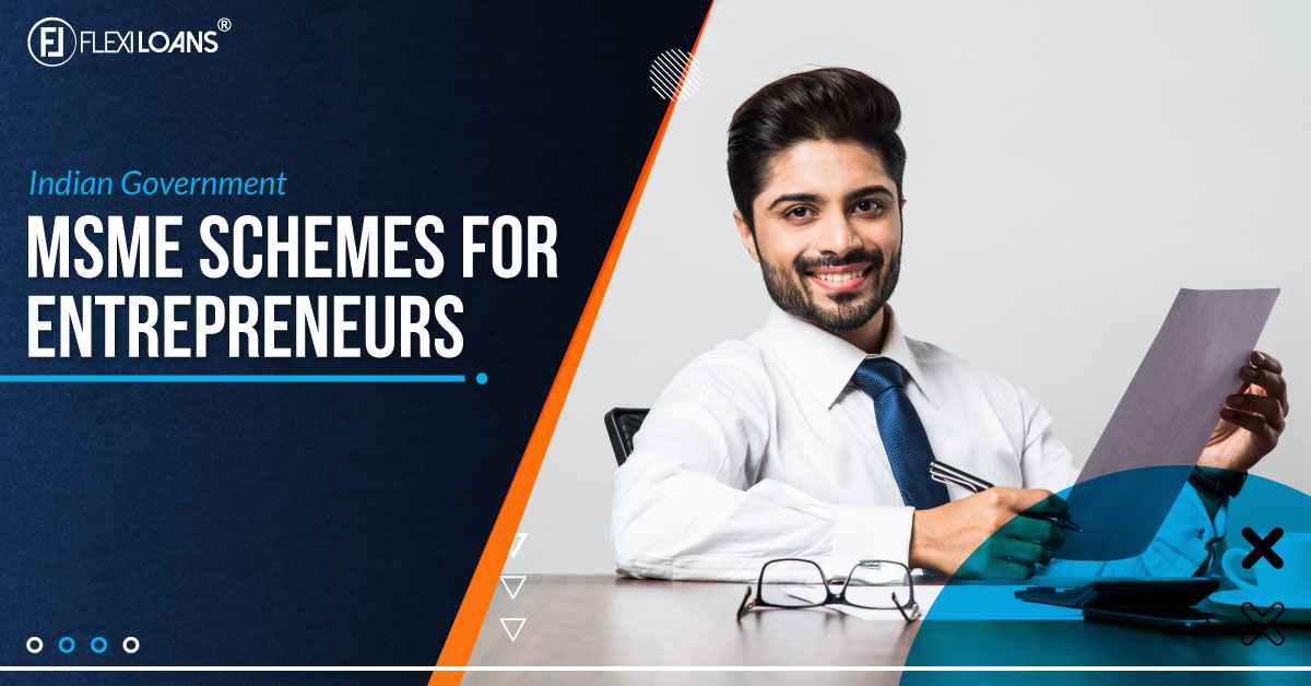 Top Indian Government MSME Schemes for Entrepreneurs